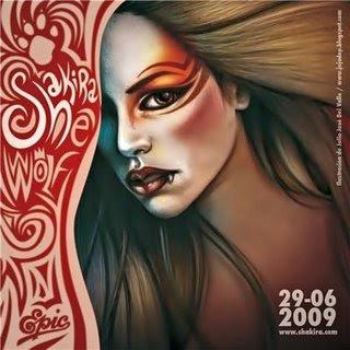 SHEWOLF Shakira