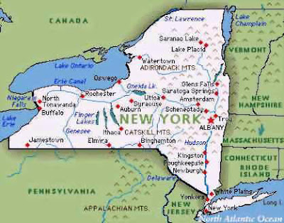 All Designs Celebrity New York State Map Cities - New york state map with cities