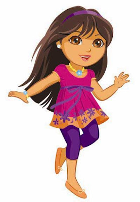 Mind of a Brown Skin Beauty: Grown-Up Dora