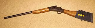 Most useful truck gun NEF+20+Gauge+Shotgun