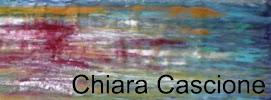 Chiara Cascione                   Pittrice