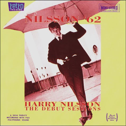 harry nilson   nilson 62  the debut sessions  1962 us folk  country and pop