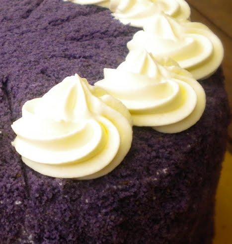 Ube Taro Cake Recipe