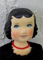 Gale Lyons Hitty Doll