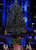 NATALE 2008: IL CELEBRE ALBERO DI NEW YORK
