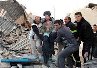 Terremoto in Abruzzo: ultimi aggiornamenti