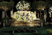 Michael Jackson è stato sepolto