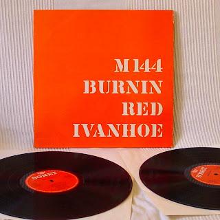 Burnin Red Ivanhoe W W W