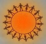 Logo del Gruppo: Danzatori e Danzatrici in Cerchio