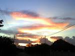 keindahan alam ciptaan Allah...