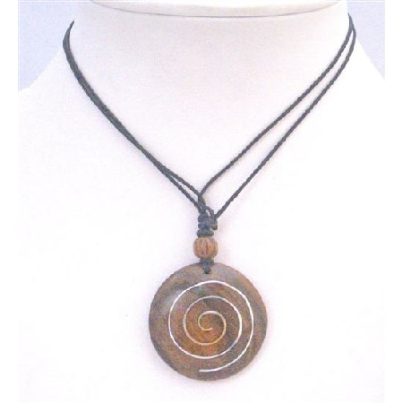 fashion jewelry for everyone wooden pendant necklaces