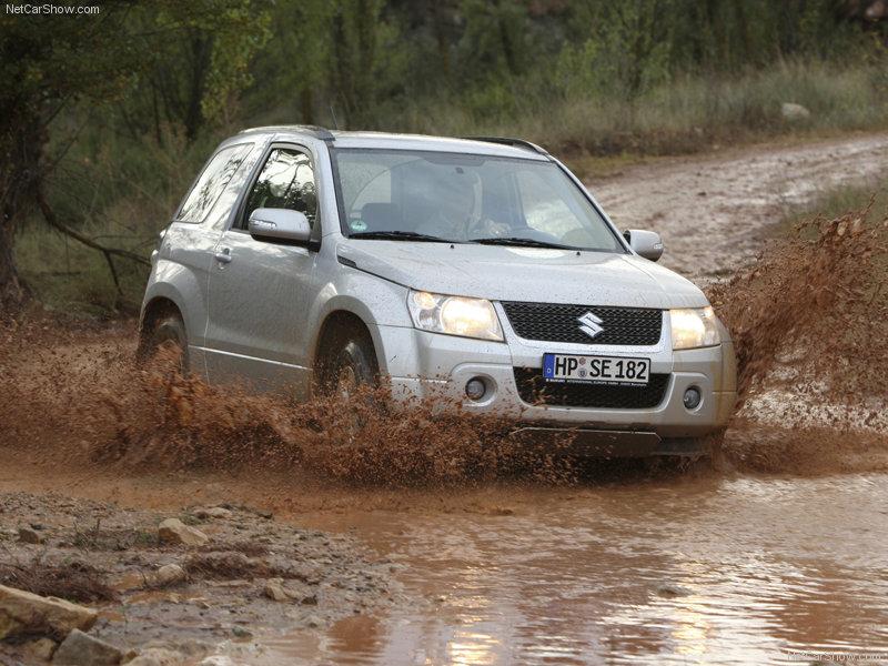 2009 Used Sports Cars Suzuki Grand Vitara 3-door