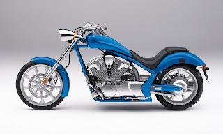 Vintage Motorcycles Honda Fury 2010