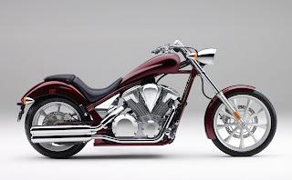 Classic Motorcycles Honda Fury 2010