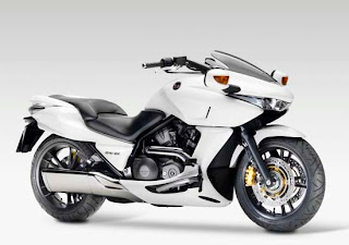 2010 Honda DN-01 Sports Motorcycles