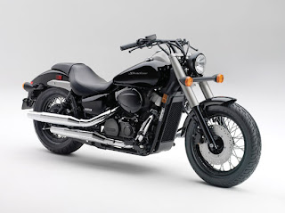 New Classic Motorcycles Honda VT750C2A Shadow Phantom 2010