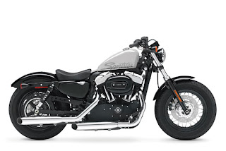 New Motorcycle Harley-Davidson Sportster Forty-Eight 2010