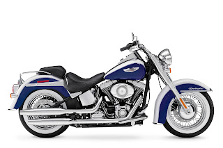 New Motorcycles for Sale Harley-Davidson Softail Deluxe FLSTN 2010