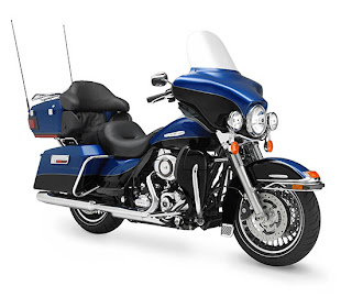 Best Touring Motorcycles Harley-Davidson Electra Glide Ultra Limited FLHTK 2010