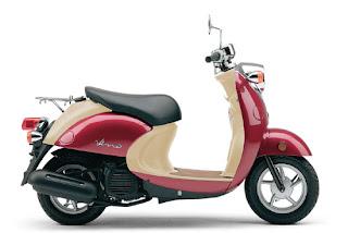 2010 Nice Scooter Motorcycles Yamaha Vino Classic 50