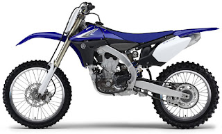 2010 Sports Motorcycles Yamaha YZ450F