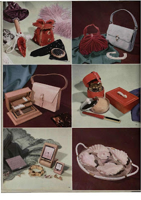 typical fashion accesories for women in the 1940's