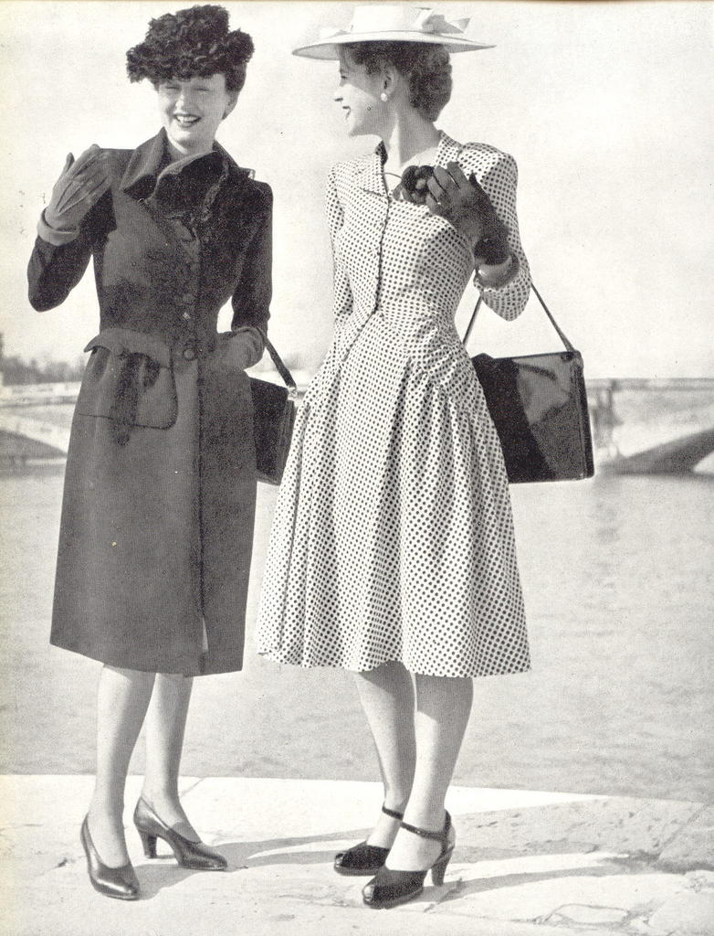 1940s fashion young womans wardrobe plan glamourdaze
