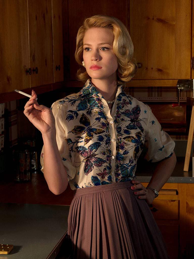 Betty Draper Lingerie