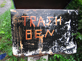 Question: Where Does the Hillbilly Put His Trash?