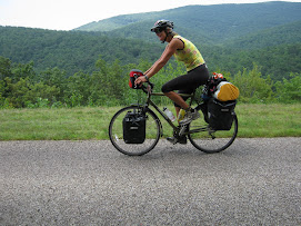 Donna on the Parkway
