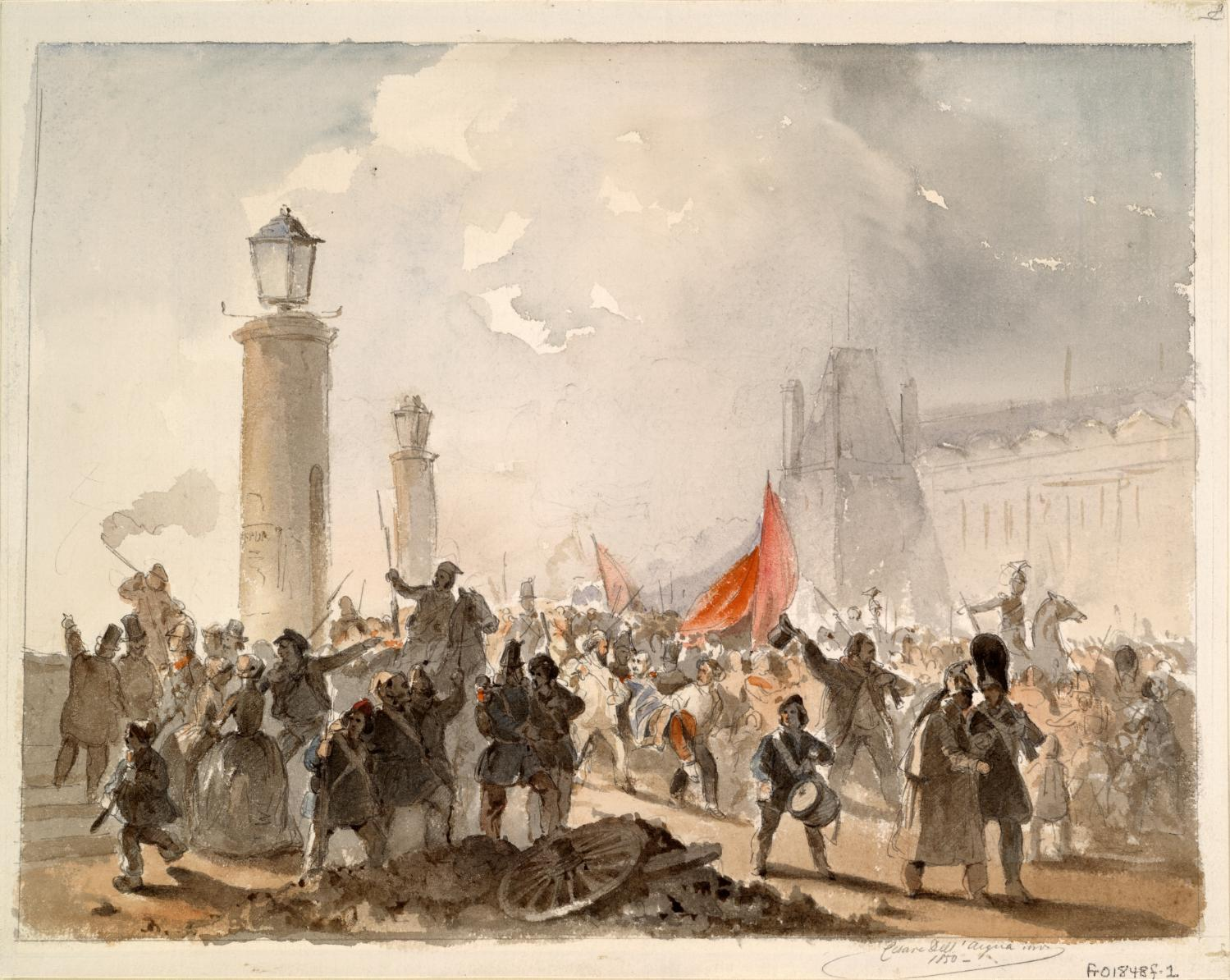 turning points of the french revolution