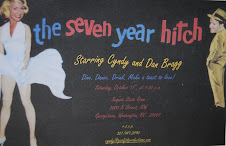 """Seven Year Hitch"" invite - click for website"