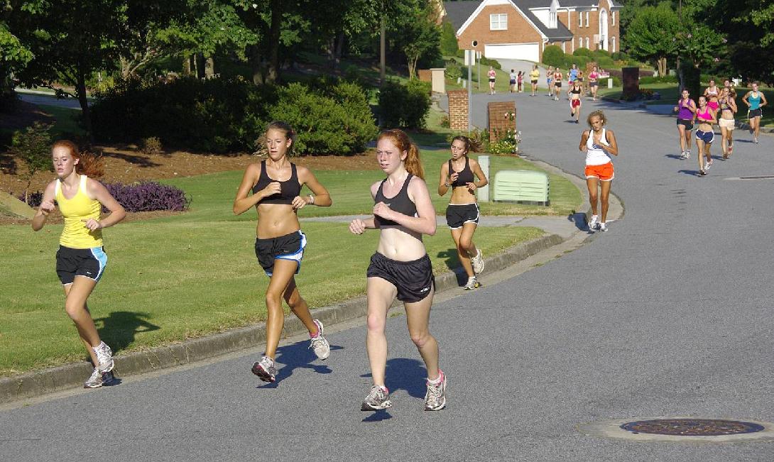 La ciencia explica por qué la gente siente placer al correr