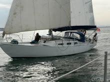 O veleiro de FERRO mais lindo de ILHAVO