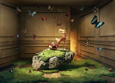 La nouvelle campagne Louboutin dans La Chambre à coucher 2035814-2818474