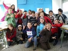 25 de novembro en 3º primaria do colexio de Calo