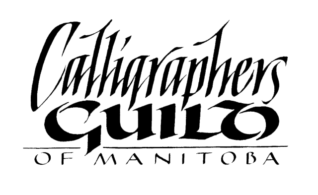 Calligraphers Guild of Manitoba