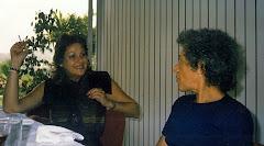Mariana Kohn Beker y Griselda Gambaro