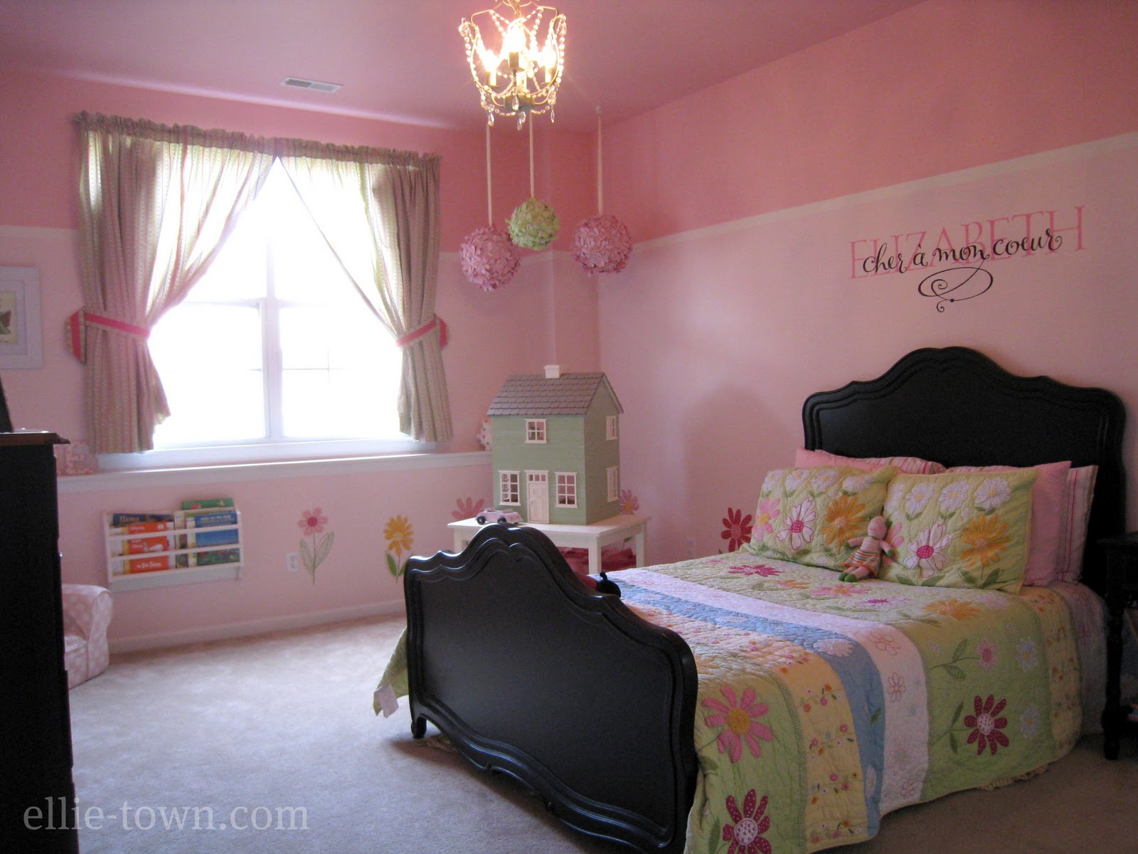 Pottery Barn Kids Garden Bedroom — The Little Style File