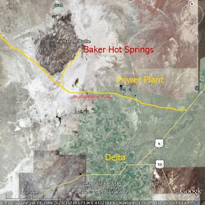 Desert Survivor: Desert Destination: Baker Hot Springs, Utah