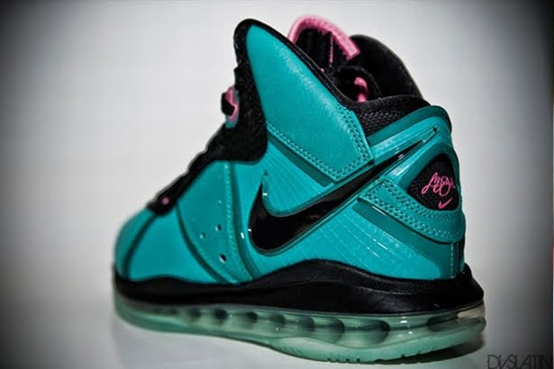 nike lebron 8 south beach pictures