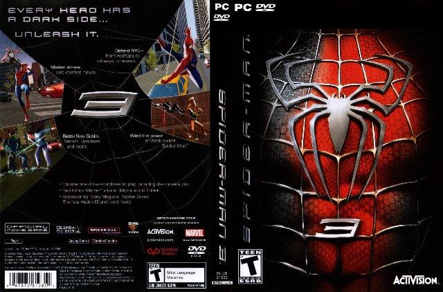 Spiderman 3 - Español (Full PC Game)