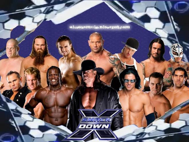 SmackDown Roster