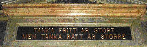 stor mistressmistress träldom i Uppsala
