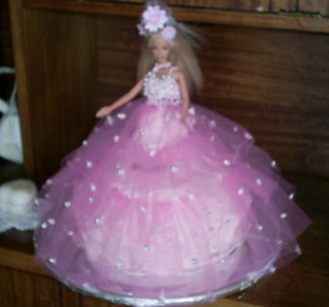 Torta BARBIE PRINCESA