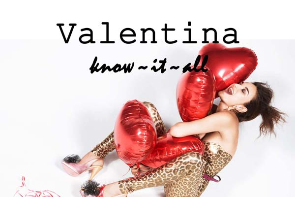 Valentina Know-it-All