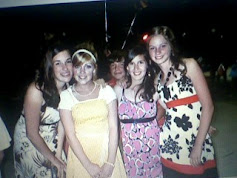 me and my besties at the eigth grade grad dance 2008