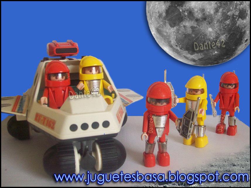 Juguetes basa peru antiguos de colecci n playmobil nave for Nave espacial playmobil
