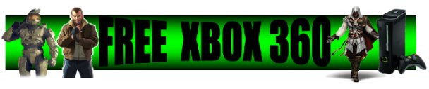 Free XBOX 360