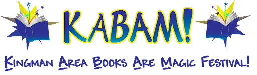 KABAM! - Kingman Area Books Are Magic Festival